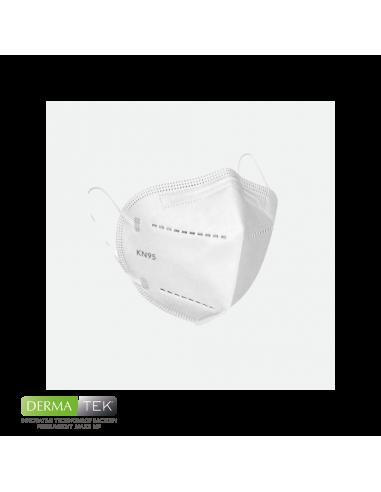 Maschera protettiva KN95 - FFP2 (1pz)